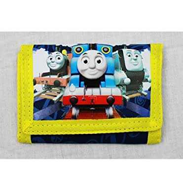 Wallet - Thomas the Tank - Trifold Kids Wallet