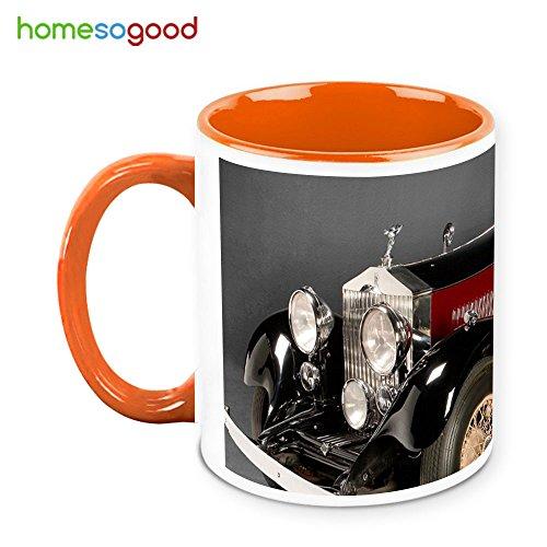 HomeSoGood Ultimate Rolls-royce On Coffee Mug (Rolls Royce Mug compare prices)