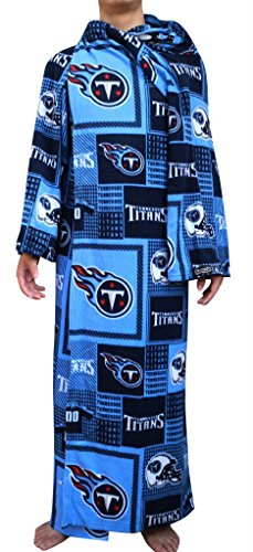 Tennessee Titans NFL Computer Blanket folds into Couch Pillow