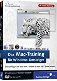 Das Mac-Training f�r Windows-Umsteiger  (PC+MAC)