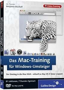 Das Mac-Training für Windows-Umsteiger  (PC+MAC)