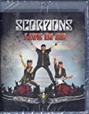 Scorpions: Live In 3D – Get Your Sting & Blackout