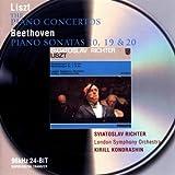 Liszt: The Piano Concertos / Beethoven: Piano Sonatas Nos.10,19, & 20 Sviatoslav Richter^London Symphony Orchestra^Kyril Kondrashin
