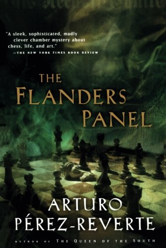 The Flanders Panel, Perez-Reverte, Arturo