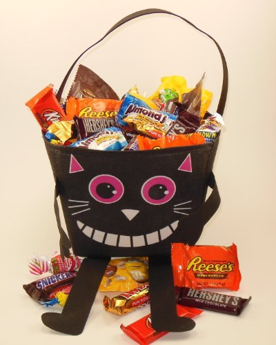Happy Halloween!! Scary Black Cat Loaded With