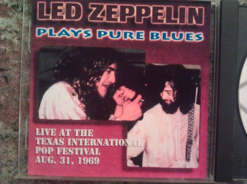 Led Zeppelin Plays Pure Blues