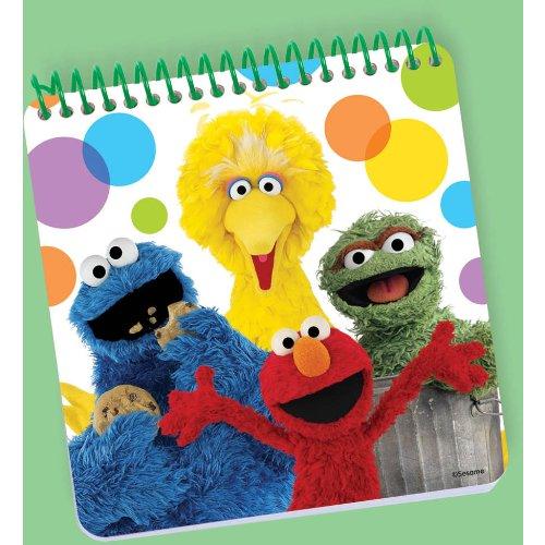 Sesame Street Notepad