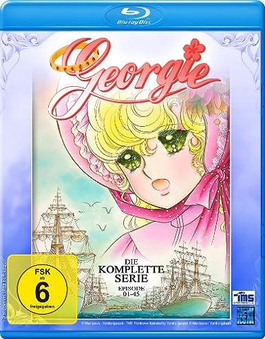 Georgie, Blu-ray - Gesamtausgabe