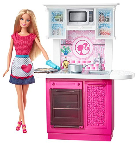 Buy Barbie Kitchens Now!