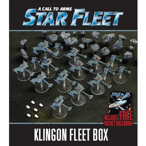 A Call to Arms: Star Fleet - Klingon Fleet Box Set