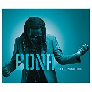 Richard Bona The Ten Shades Of The Blues cover