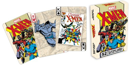 Marvel Comics X-Men Playing Card Game - 1