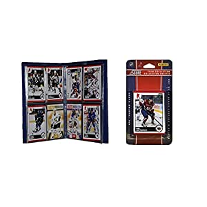 C & I Sammlerst-cke 2010THRASHTS NHL Atlanta Thrashers Licensed 2010 Score Mannschaft Set und Lagerung Album