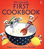 img - for First Cook Book (Usborne first cookbooks) book / textbook / text book