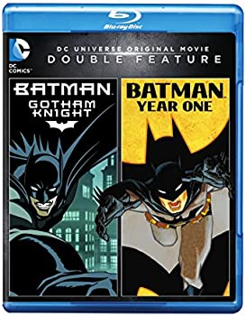 Batman Double Feature: Gotham Knight on Blu-ray