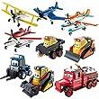 Disney - Planes 2 - Firefighter Dusty - Bombardier � Eau 5 cm