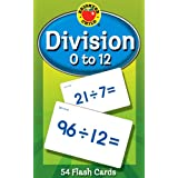 Division 0 to 12 Flash Cards (Brighter Child Flash Cards)