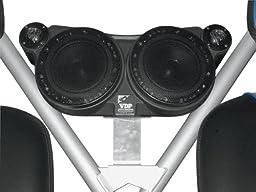 Vertically Driven 6035 4 Speaker Sound Wedge