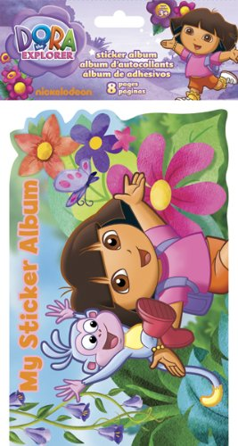 Dora the Explorer Sticker Album - 1