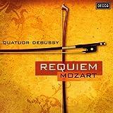 echange, troc  - Requiem de Mozart, version pour quatuor à cordes