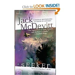 Jack McDevitt - Seeker Audiobook (1 cd)