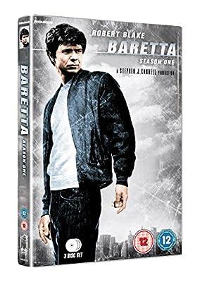 Baretta - Season One (3 disc set) [DVD]