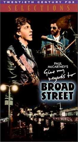 Give My Regards to Broad Street [VHS] [Import]