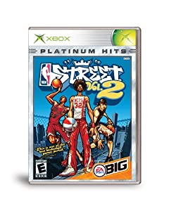 Buy NBA Street, Vol. 2 (Platinum Hits) - Xbox by Electronic Arts