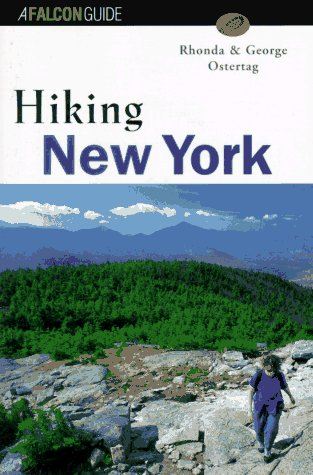 Hiking New York (State Hiking Series)