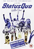 Status Quo - Hello Quo Access All Areas Edition [DVD] [Import anglais]