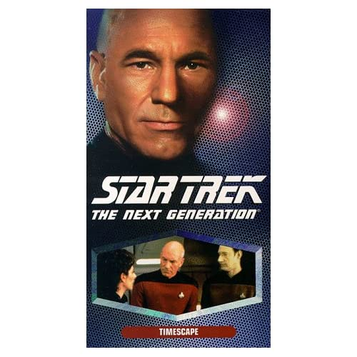 Star Trek - The Next Generation, Episode 151: Timescape movie