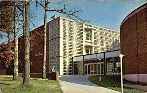 Georgia Tech Atlanta Original Vintage Postcard