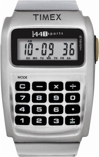 Buy Timex 1440 Sports Telebank Calculator