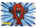 Spiderman Placemats(2pc pack) - Marvel Spiderman Vinyl Placemats(18InX12In)