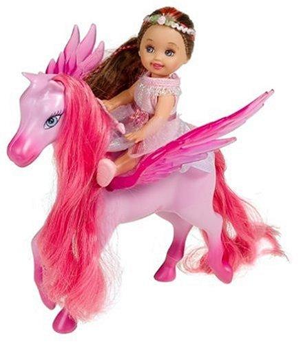 Barbie H7486 - Wolken Prinzessin Shelly & Pony