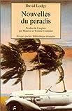 Nouvelles du paradis