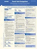 French Verbs Conjugation Card (Foreign Language Verb Conjugation) (0764124846) by Kendris Ph.D., Christopher
