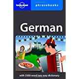 German (Lonely Planet Phrasebook)by Gunter Muehl