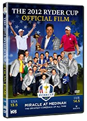 Ryder Cup 2012 Official Film (39th) [DVD]
