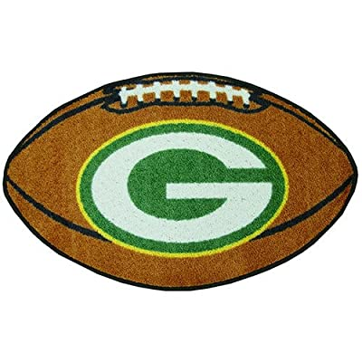 Fanmats Green Bay Packers Team Football Mat