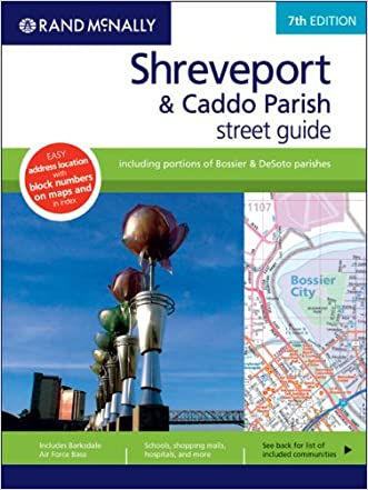 Rand McNally Shreveport & Caddo Parish Street Guide
