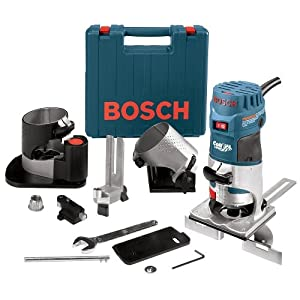 Bosch RBS020XW 3 Piece 1//4-Inch Shank Laminate Trim Router Bit Set