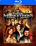 The Three Musketeers (Blu-Ray 2012) Region B Swedish Import