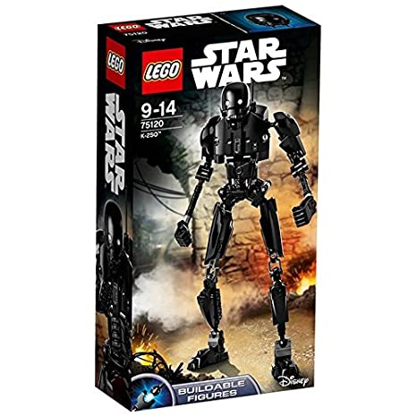 LEGO - 75120 - Star Wars - Figurine - K-2SO