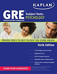 GRE Subject Test Psychology (Kaplan Gre Psychology)