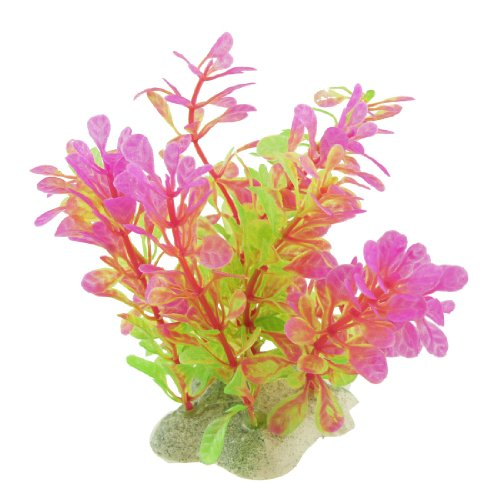 Jardin artificial water plant grass ornament for aquarium for Artificial pond plants sale