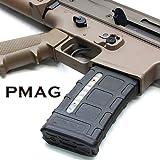 330連 M16/M4/MASADA用 PMAG ピーマグ マガジン BK