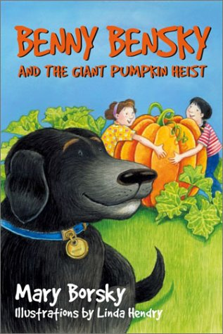 Benny Bensky and the Giant Pumpkin Heist