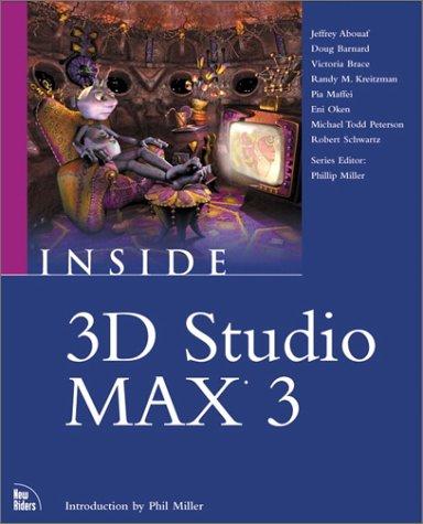 Inside 3D Studio MAX 3