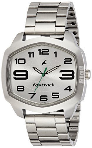 Fastrack-Silver-Dial-Mens-Analog-Watch-3119SM03